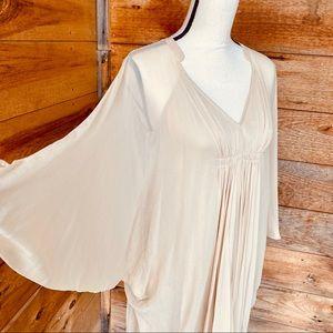 Diane Von Furstenburg Fleurette Silk Tunic Dress